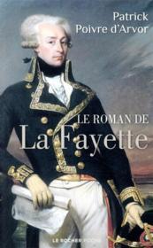 Le roman de La Fayette - Couverture - Format classique