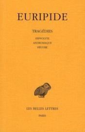 Tragedies T2 - Couverture - Format classique