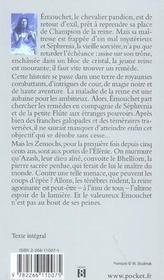 La Trilogie Des Joyaux T.1 ; Le Trone De Diamant - 4ème de couverture - Format classique
