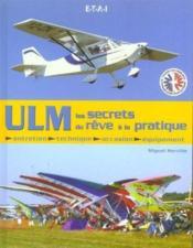 Ulm, les secrets du reve a la pratique - Couverture - Format classique