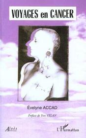 Voyages en cancer - Intérieur - Format classique