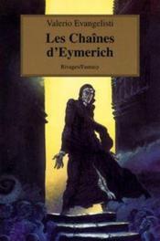 Les chaines d'Eymerich - Couverture - Format classique