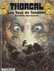 Thorgal T.11 ; les yeux de Tanatloc - Intérieur - Format classique