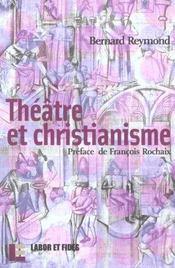 Theatre et christianisme - Intérieur - Format classique