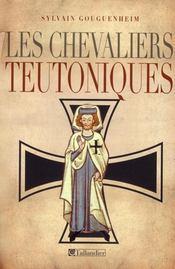 Les chevaliers teutoniques - Intérieur - Format classique