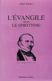 L'évangile selon le spiritisme - Couverture - Format classique
