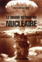Le grand retour du nucléaire - Intérieur - Format classique