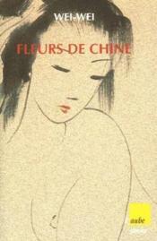 Fleurs De Chine - Couverture - Format classique