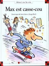 Max est casse-cou - Intérieur - Format classique