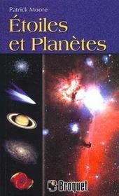 Etoiles et planètes - Intérieur - Format classique
