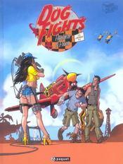 Dogs fight t.1 ; crash tv - Intérieur - Format classique