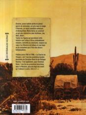 Le chariot de Thespis ; intégrale - 4ème de couverture - Format classique