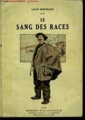 Le Cycle Africain. Le Sang Des Races. Collection Modern Bibliotheque. - Couverture - Format classique