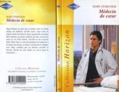 Médecin de coeur - Couverture - Format classique