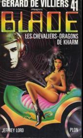 Les Chevaliers-Dragons De Kharm - Couverture - Format classique