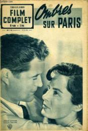 Tous Les Jeudis - Film Complet N° 218 - Ombres Sur Paris - Couverture - Format classique