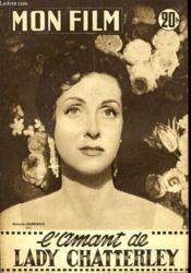 Mon Film N° 512 - L'Amant De Lady Chatterley - Couverture - Format classique
