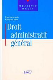 Droit administratif general - Intérieur - Format classique
