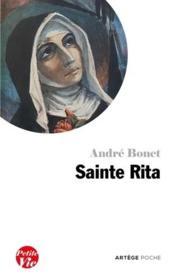 Petite vie de Sainte Rita - Couverture - Format classique