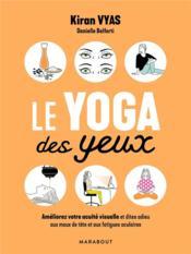 Le yoga des yeux - Couverture - Format classique