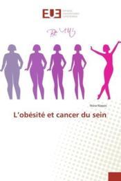 L'obesite et cancer du sein - Couverture - Format classique
