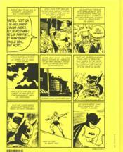 Les cahiers de la BD HORS-SERIE N.1 ; Batman, pourquoi il revient toujours ? - 4ème de couverture - Format classique