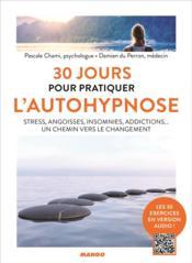 30 jours pour pratiquer l'autohypnose - Couverture - Format classique