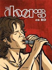 The Doors en BD - Couverture - Format classique
