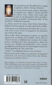 La Cite Occulte ; La Trilogie Des Perils - 4ème de couverture - Format classique