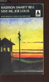 Save Me, Joe Louis Babel 227 - Couverture - Format classique