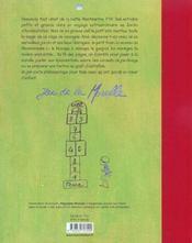 Contes Merveilleux Au Jardin D'Acclimatation - 4ème de couverture - Format classique