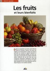 Les fruits et leurs bienfaits - Intérieur - Format classique