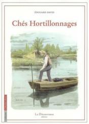 Ches Hortillonnages - Couverture - Format classique
