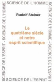 Quatrieme siecle et notr esp. - Couverture - Format classique
