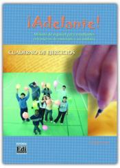 Adelante Cuaderno De Ejercicios - Couverture - Format classique