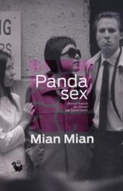 Panda sex - Couverture - Format classique