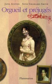 Orgueil et préjugés et zombies - Couverture - Format classique