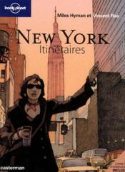 New York ; itinéraires - Couverture - Format classique