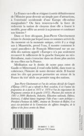 La France est-elle finie ? - 4ème de couverture - Format classique