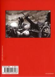Red eyes t.13 - 4ème de couverture - Format classique