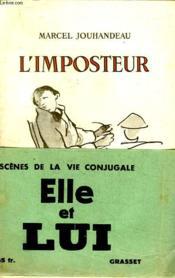 L Imposteur. - Couverture - Format classique