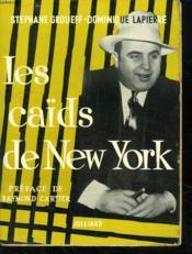 Les Caids De New York. - Couverture - Format classique