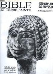 Bible Et Terre Sainte, N° 153, Juillet-Aout 1973 - Couverture - Format classique