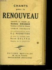 Chants Pour Le Renouveau - Couverture - Format classique