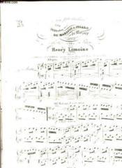 Air Militaire Du Mariage De Figaro De Alozart Arrange Pour Le Piano. - Couverture - Format classique