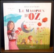 Le magicien d'Oz - Couverture - Format classique
