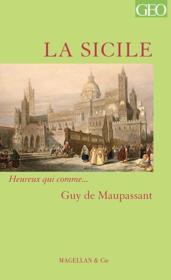 La Sicile (2e édition) - Couverture - Format classique