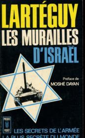 Les murailles d'Israël / Lartéguy, Jean / Réf14289 - Couverture - Format classique