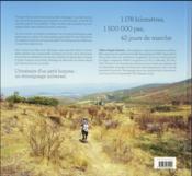 Santiago au pays de Compostelle ; chemin initiatique d'un petit homme - 4ème de couverture - Format classique