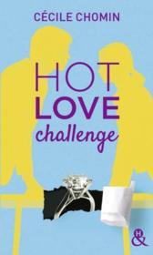Hot love challenge - Couverture - Format classique
